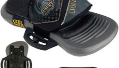 Kiteboard Luxury footpads/straps and handle