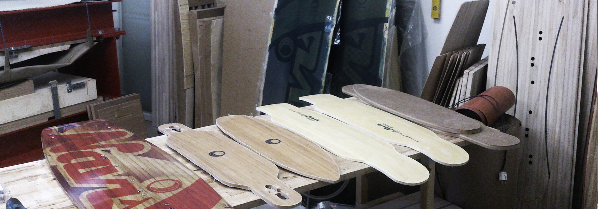 hand made kiteboards longboards and handmade skis and snowboards