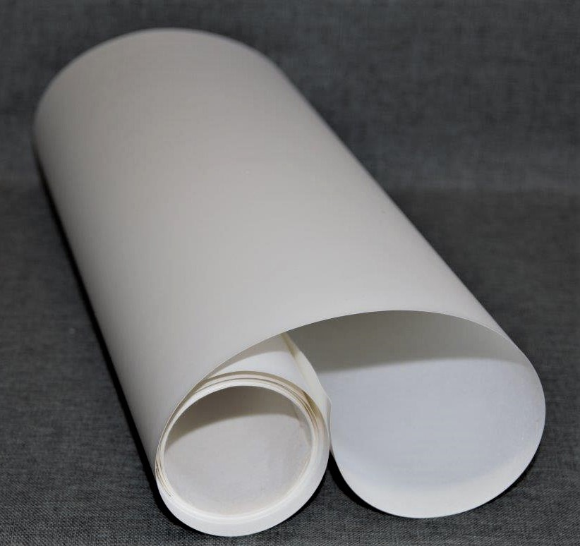 Coextruded Pbt Topsheet White Impact Modified Multiple Sizes Sublimation