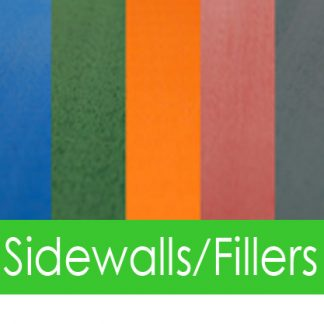Sidewalls and Fillers